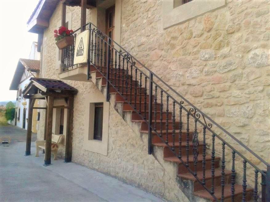 Casa Rural La Tesla, alojamiento rural en Villarcayo, Las Merindades, Burgos