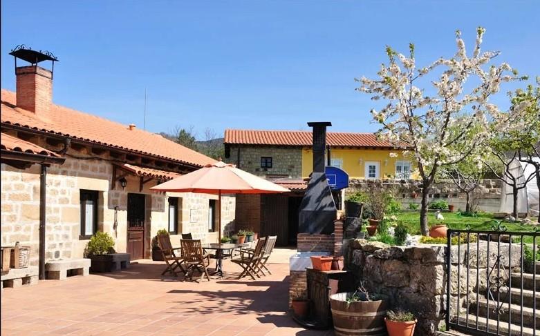 Alquiler de Casa Rural de la Tía Fresquera en Covaleda, Soria