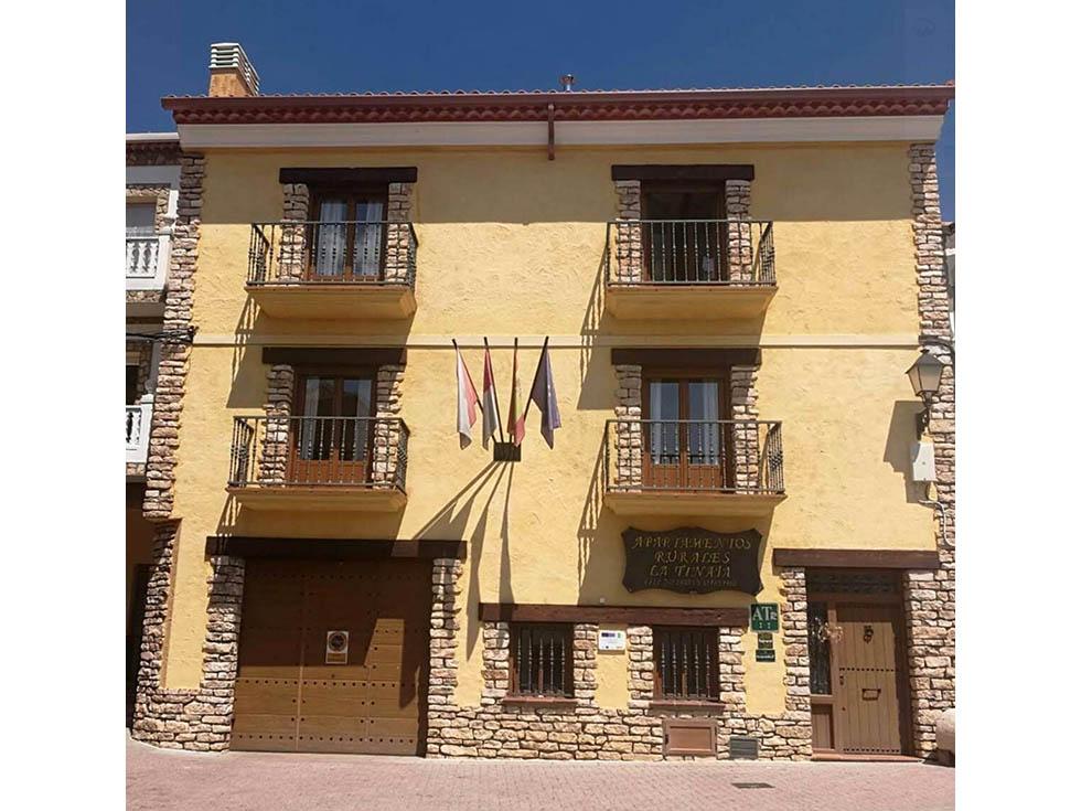 Apartamentos Rurales La Tinaja en Cardenete, Cuenca