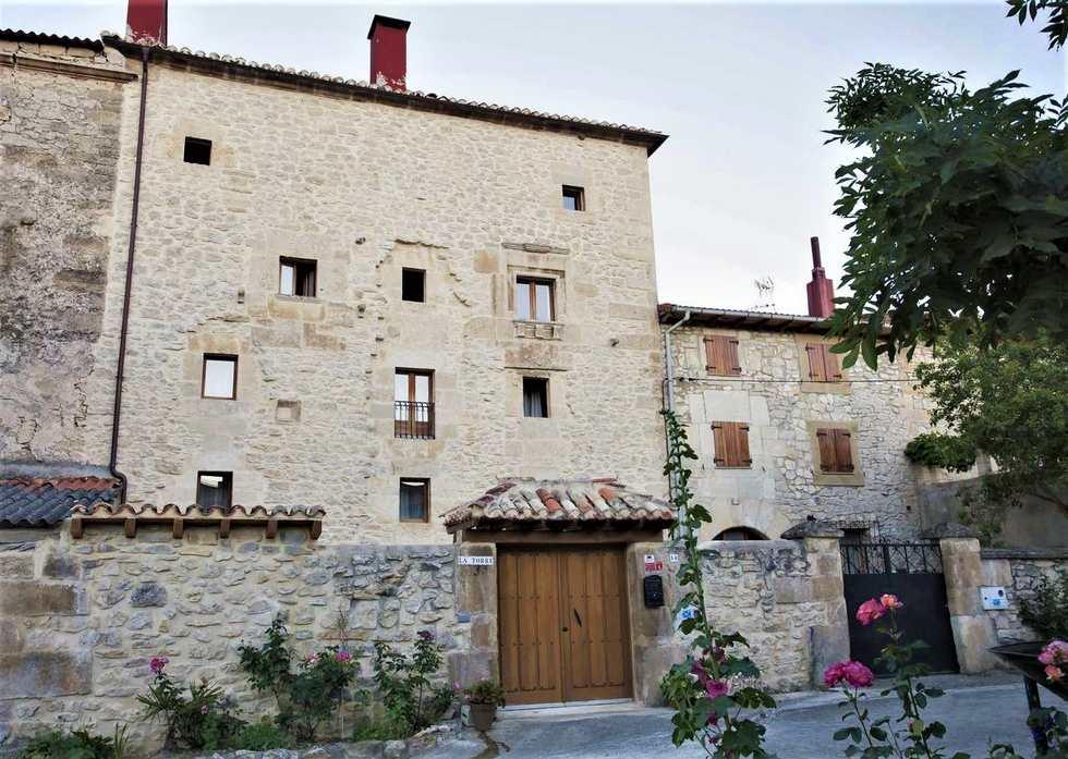 La Torre de Bisjueces, Hotel Rural en Las Merindades, Villarcayo, Burgos