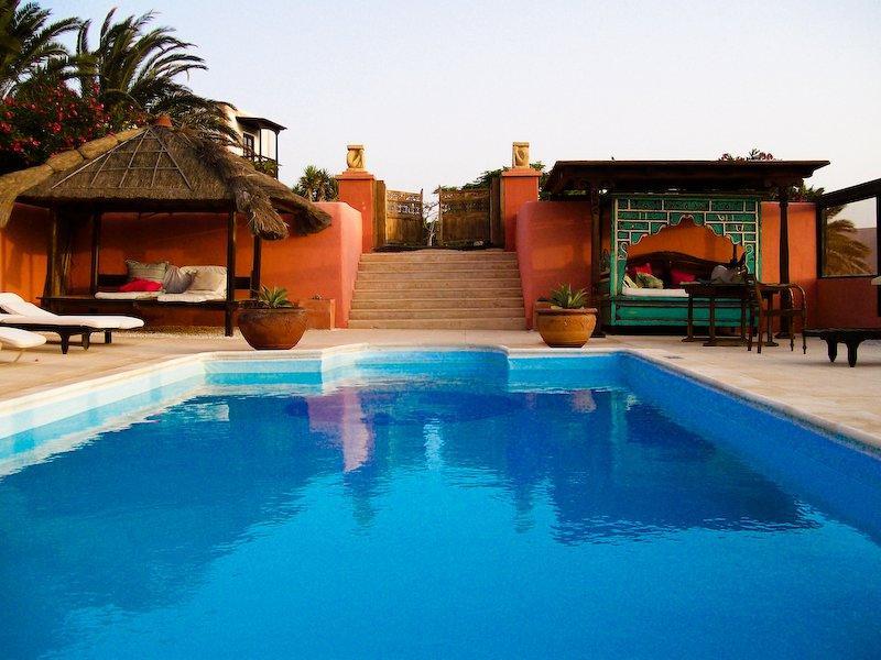 Casa La Troja, alojamiento rural en Uga, Lanzarote, Islas Canarias