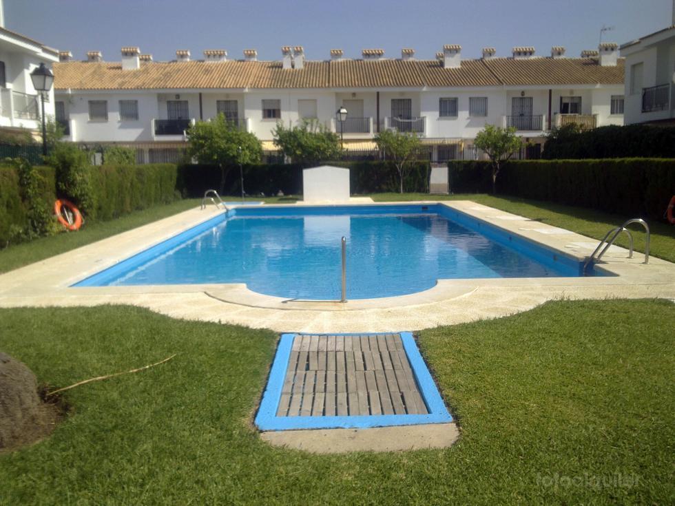 Alquiler de casa adosada con dos dormitorios en La Antilla, Huelva