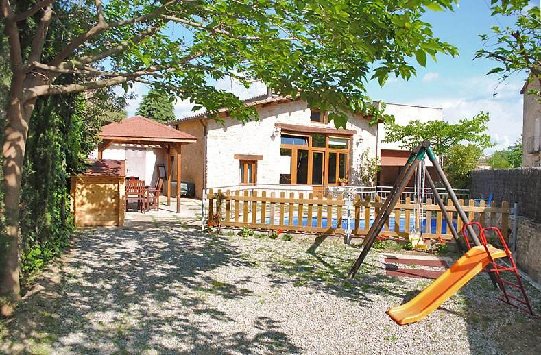 Casa Rural La Cabanya, en Mata, Girona
