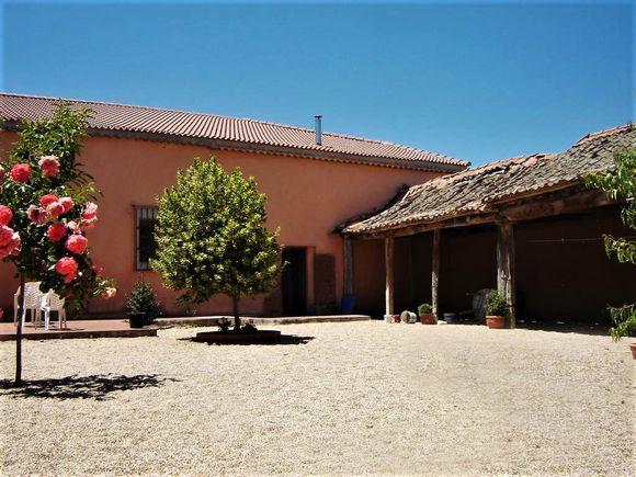 Casa Rural La Candela, Bernuy de Coca, Segovia Ref: lacasadebernuy