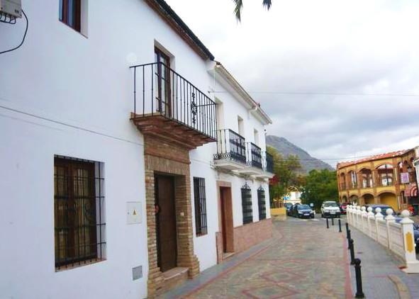 Casa Rural La Casa de la Tita Dolores en Cortes de la Frontera, Málaga