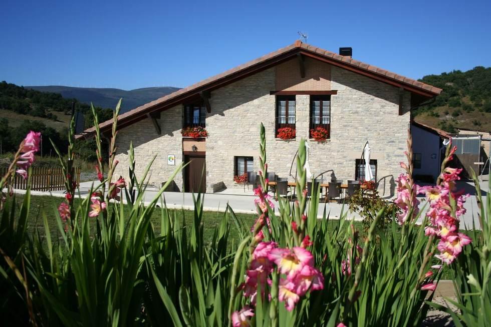 Agroturismo La Casa Vieja, Maturana, Alava