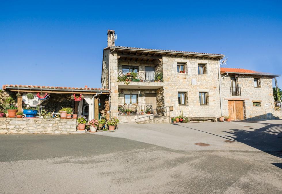 Posada La Casuca de Toñi en Suances, Cantabria