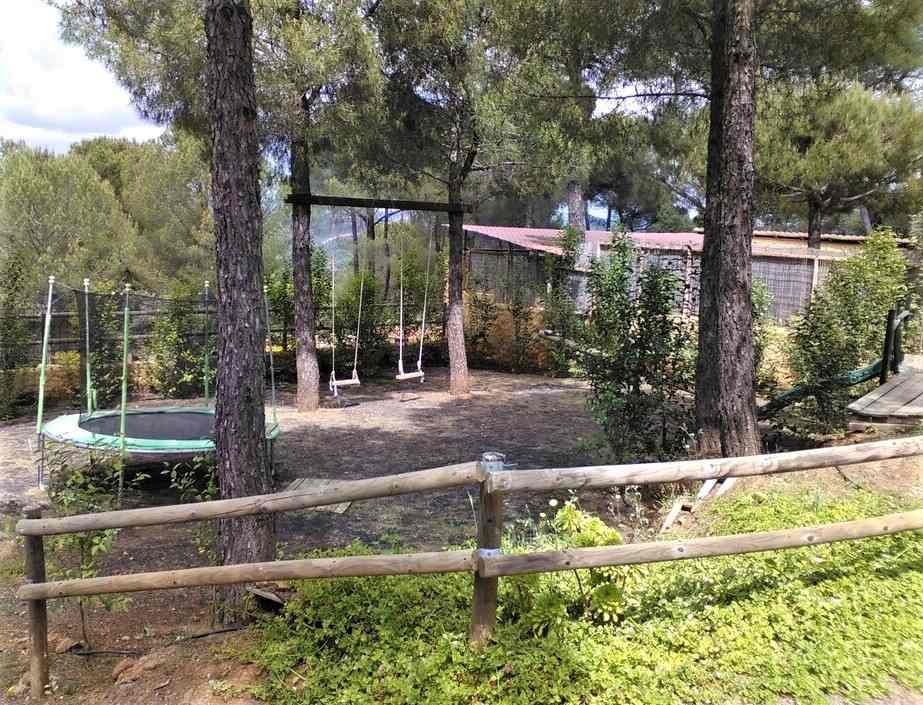 La Chatarré I, casa rural en Calañas, Huelva.