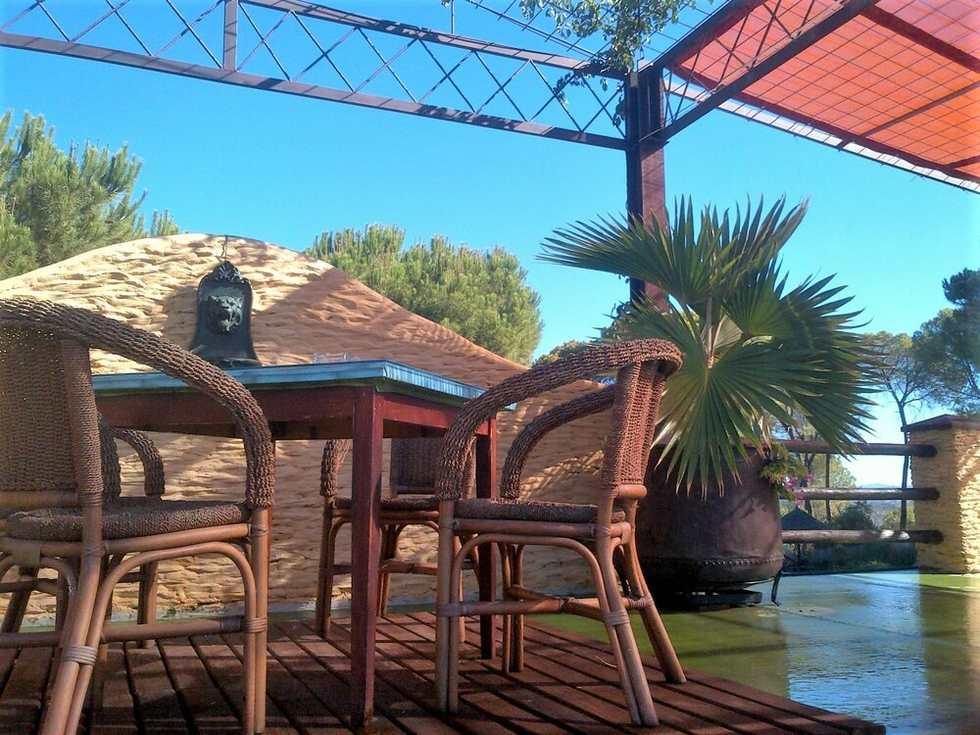Casa rural La Chatarré V en Calañas, Huelva.