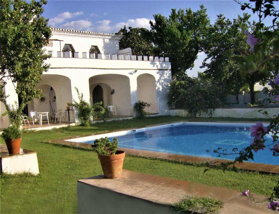 Cortijo Hacienda La Florida en Guadalcanal, Sevilla
