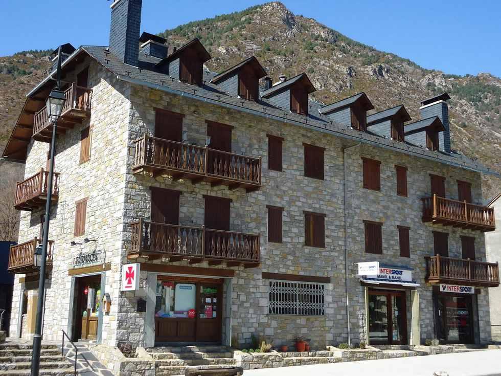 La Llucana, apartamentos rurales en Pirineos, Barruero, Lleida