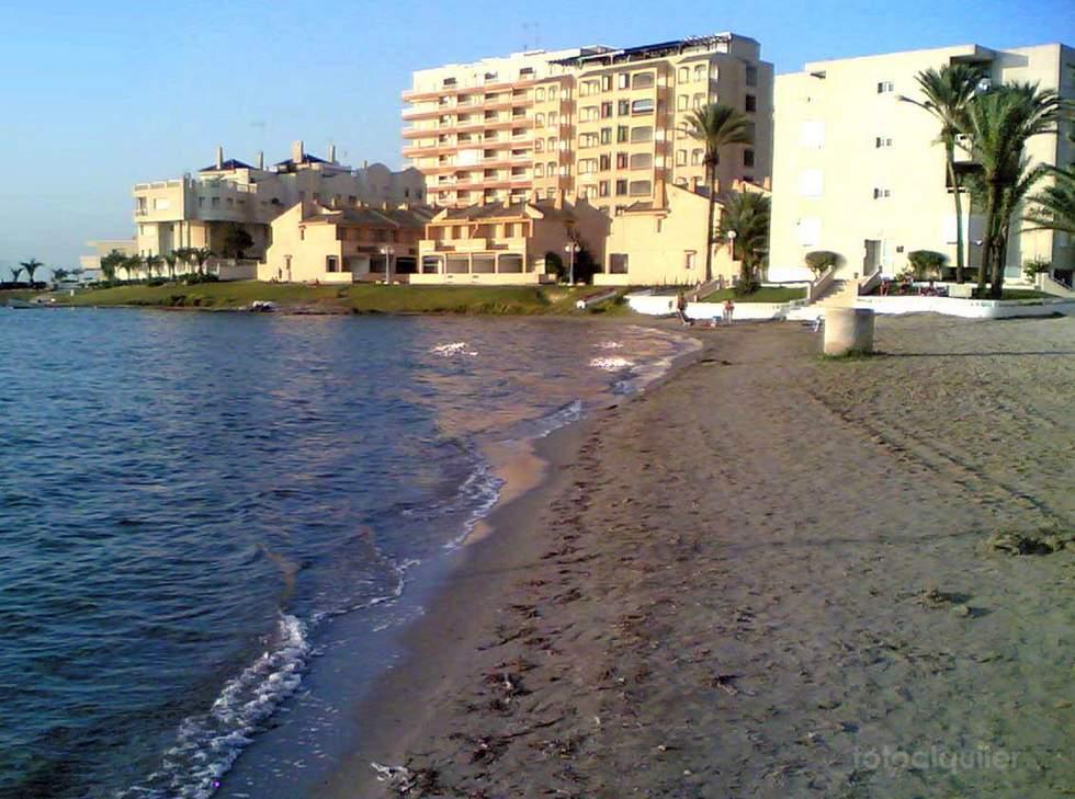Primera línea de playa, alquiler de apartamento en La Manga del Mar Menor, ref.: lamanga3307