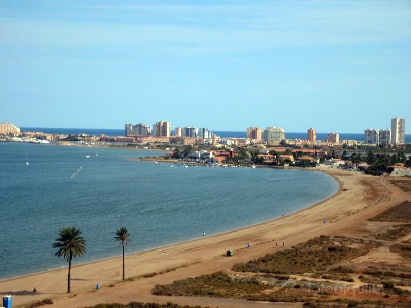 Apartamentos en primera línea de playa, Urbanización Playa Paraíso, La Manga del Mar Menor, Murcia, ref.: lamanga4924