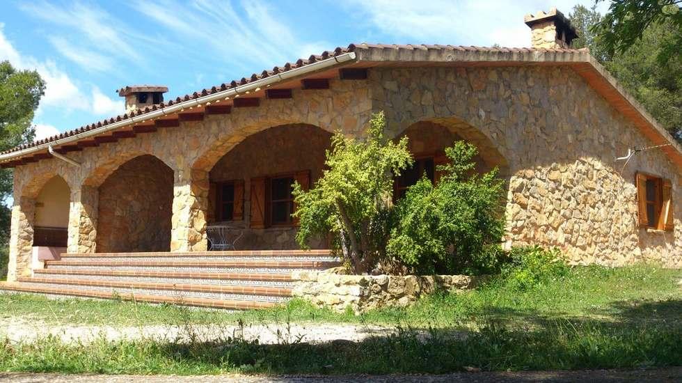 Finca La Miguelota, casa rural en Les Useres, Castellón
