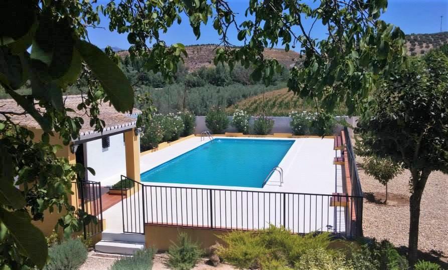 Casa Rural La Mocatea en Huétor Tájar, Granada.