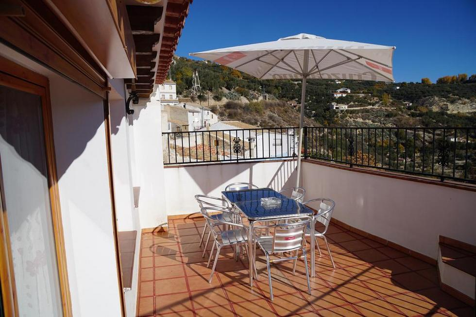 Alquiler de Apartamentos La Parra en Castril, Granada