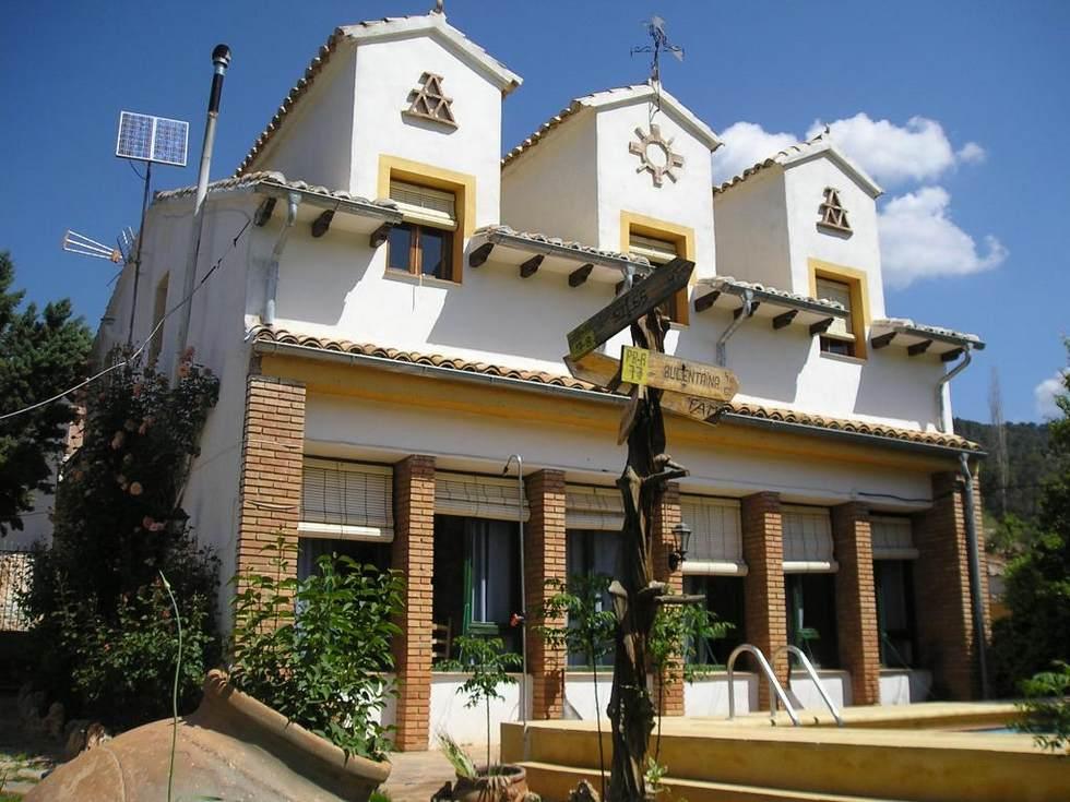 La Pendolera, casas rurales con piscina en la Sierra de Cazorla, Siles, Jaén, Ref: lapendolera