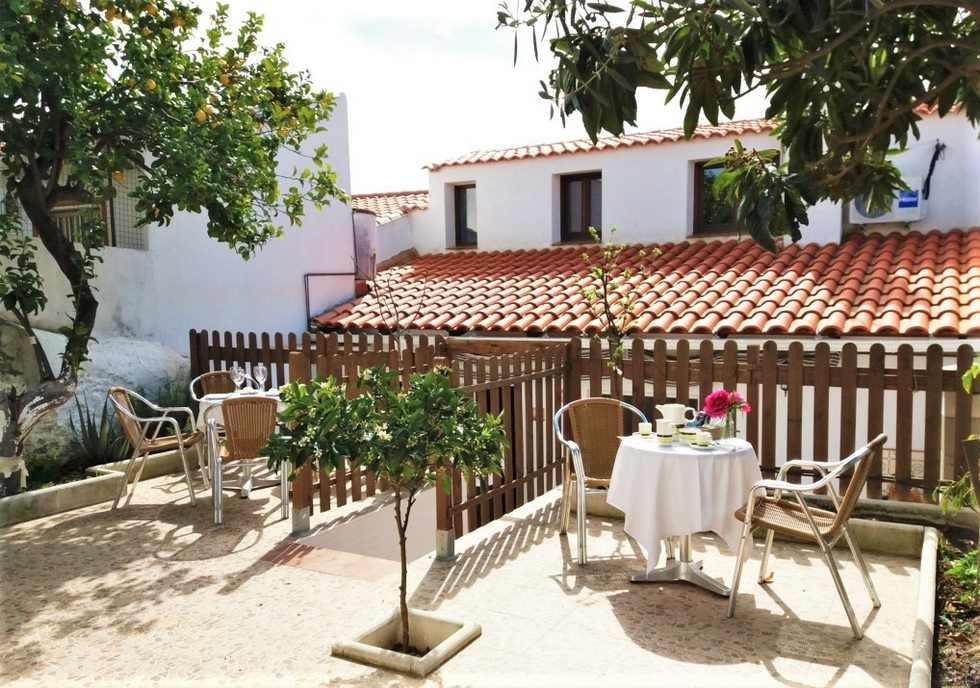 La Posada del Caminante, casa rural para 10 personas en la Sierra de Aracena y Picos de Aroche, Santa Olalla del Cala, Huelva