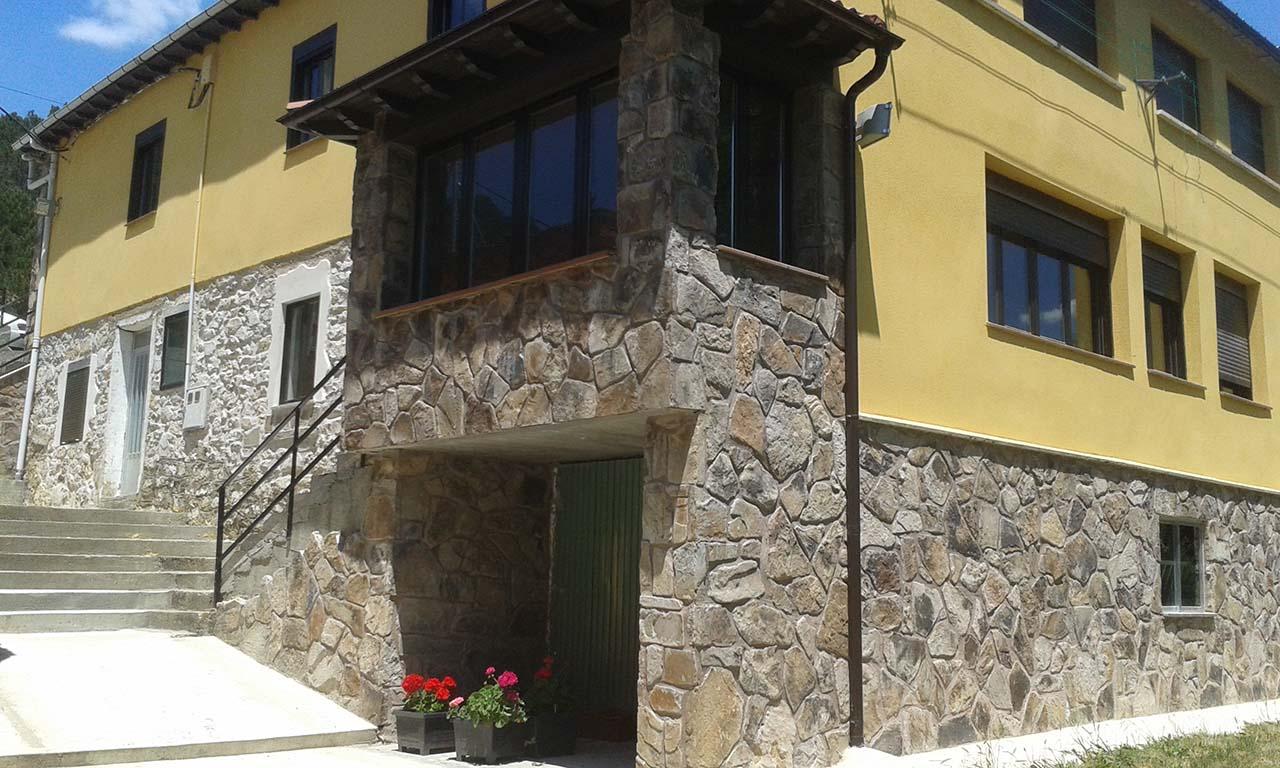 Casa Rural La Resinera en San Leonardo de Yagüe,  Soria