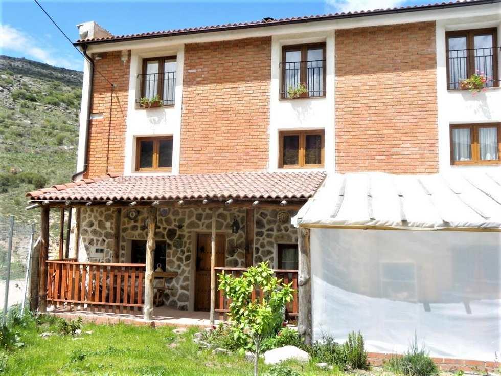 Casa Rural Las Tejeruelas, Navacepedilla de Corneja, Avila
