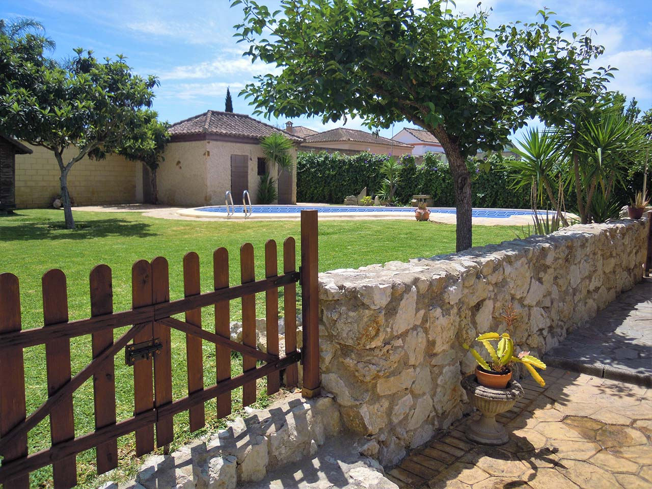 Casa Rural Las Yucas en Arcos de la Frontera, Cádiz