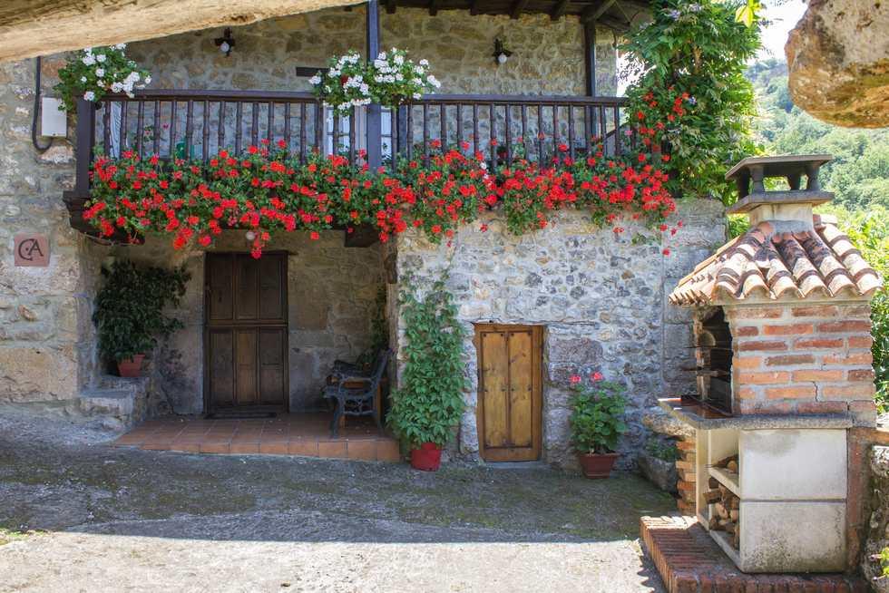 La Tata, casa rural en Cabielles, Cangas de Onís, Asturias