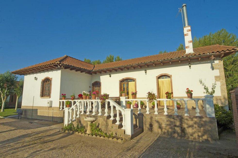 Casa Rural La Viña en Ciudad Rodrigo, Salamanca