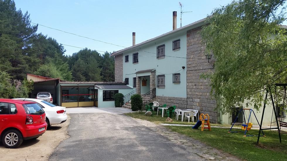 Apartamentos Rurales La Vista de Gredos en Navarredonda de Gredos, Avila