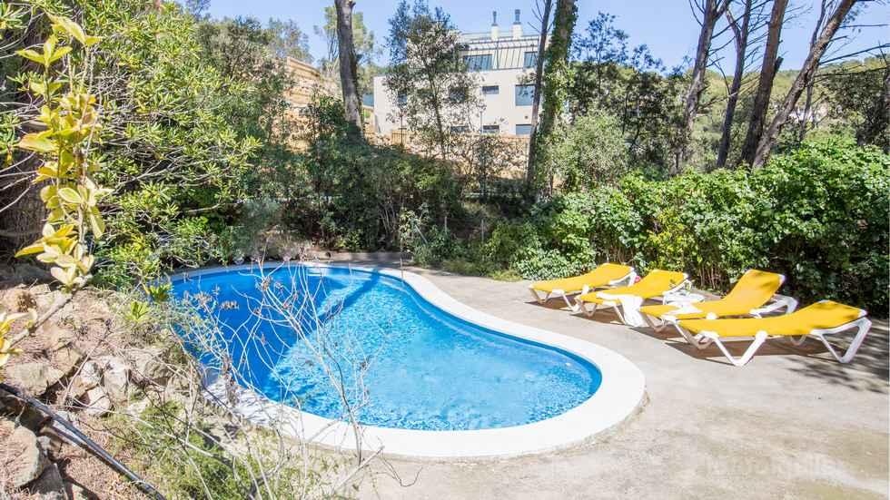 Apartamento con piscina en Llafranc, Girona