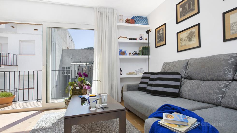 Alquiler de Apartamento en Llafranc, Costa Brava, Girona.