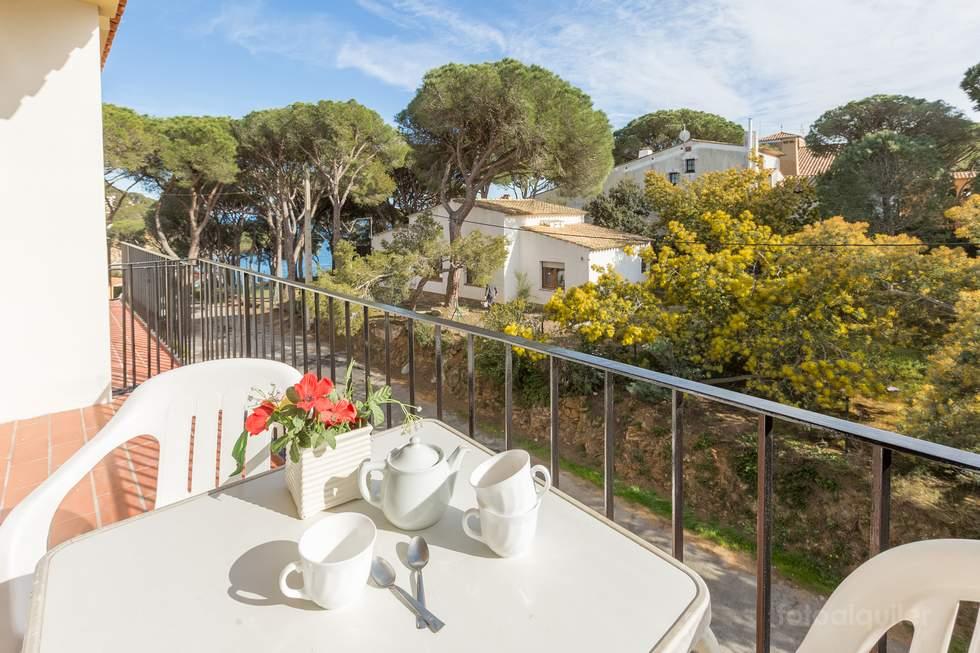 Apartamento en la playa de Llafranc, Costa Brava, Girona