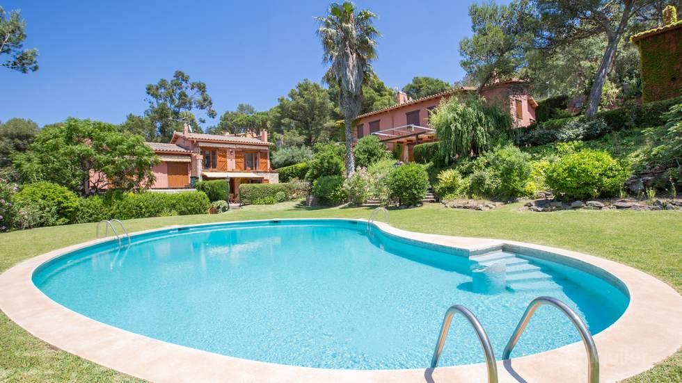 Villa Mexic, casa en Llafranc, Costa Brava, Girona