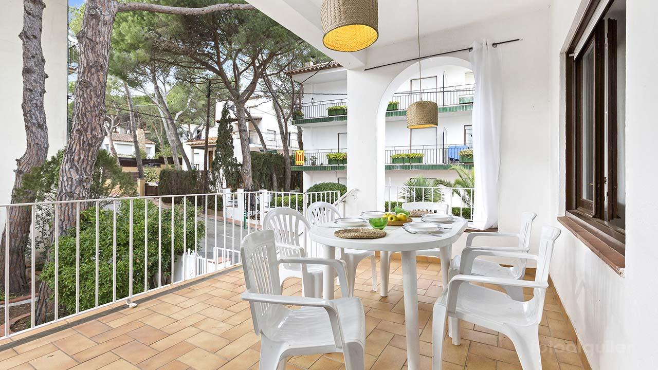 Apartamento 5 habitaciones en playa de LLanfranc, Costa Brava, Girona