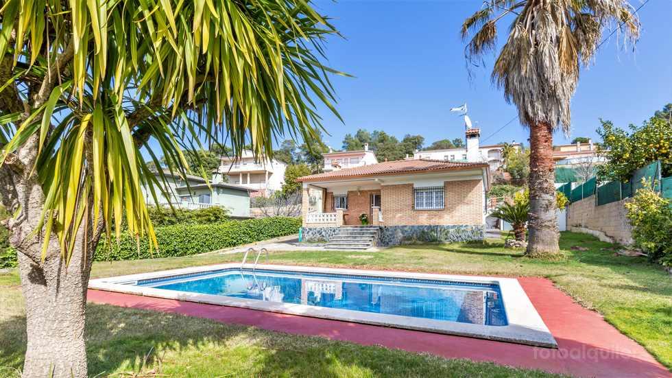 Alquiler de Villa en Lloret de Mar, Costa Brava, Girona.