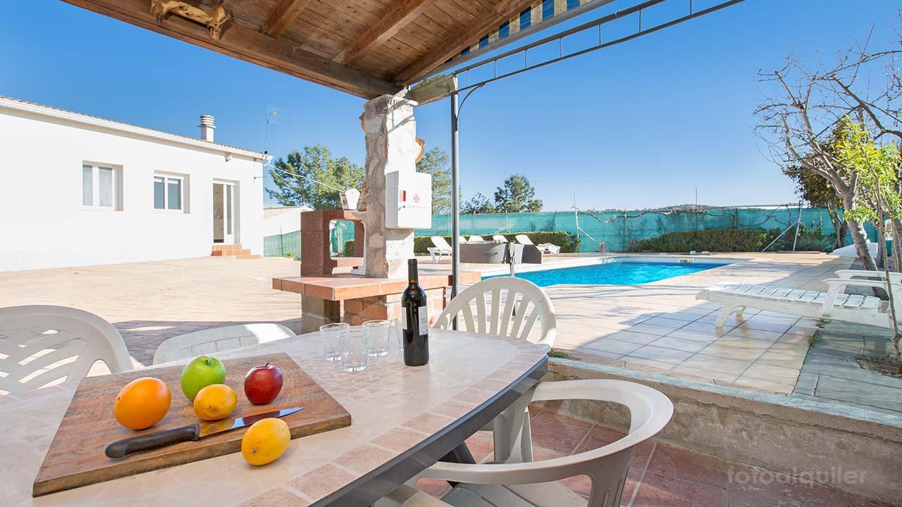 Casa de vacaciones en Lloret de Mar, Costa Brava