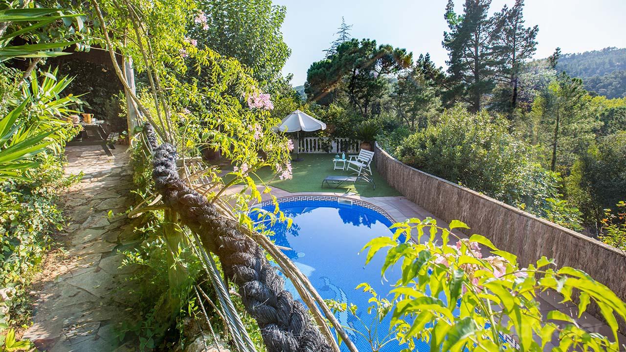 Casa con piscina privada en LLoret de Mar, Girona