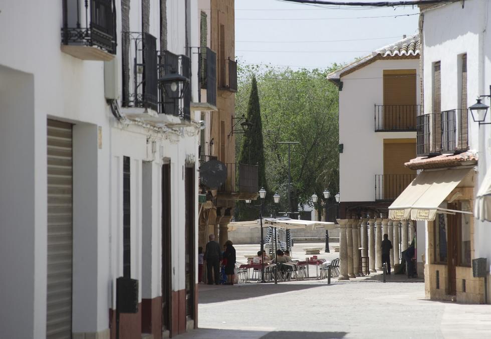 Loft Almagro, alquiler de apartamento en Almagro, Ciudad Real