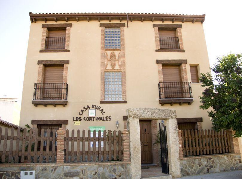 Los Cortinales, casa rural en La Zarza, Badajoz.