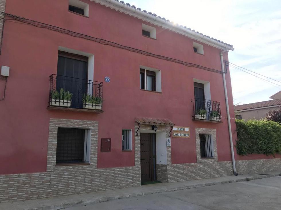 Casa Rural Los Diegos en Navarrete del Río, Calamocha, Teruel