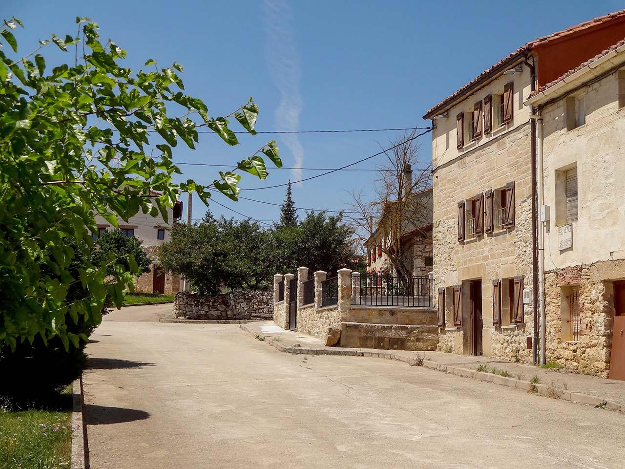 Casa Rural Los Olmos de Atapuerca, en Olmos de Atapuerca, Burgos