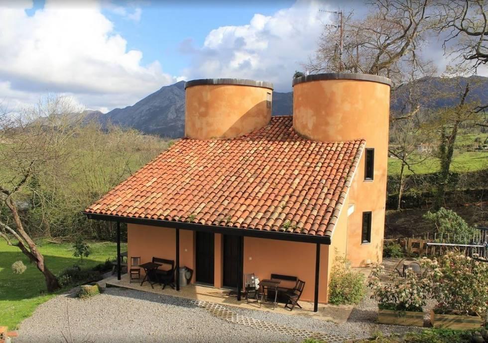 Casa Rural Los Silos de El Correntíu en Ribadesella, Asturias