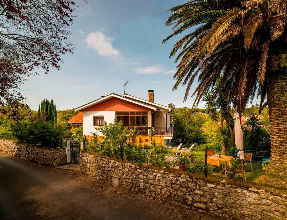 Casa Vacacional Los Calderones en Asturias