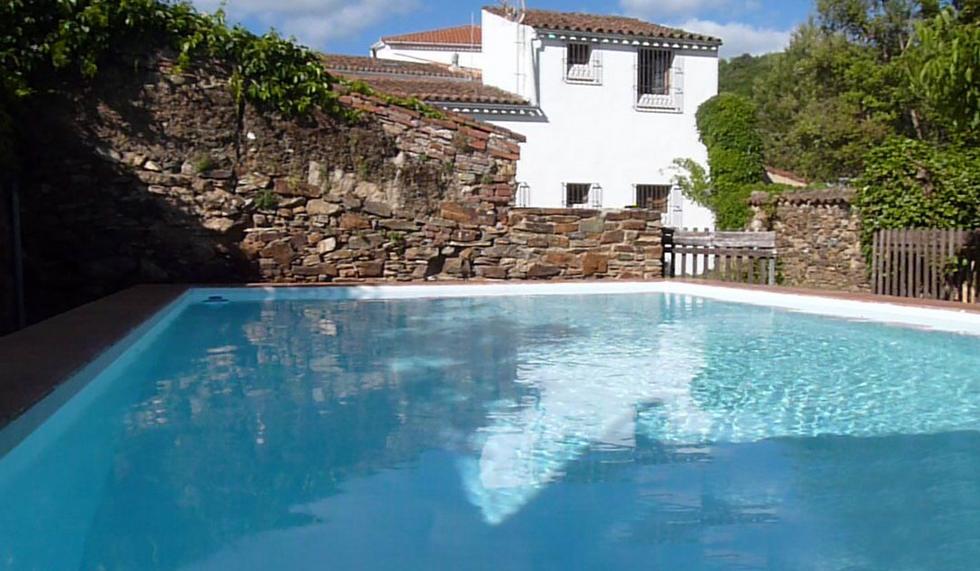 Los Casares, vivienda de turismo rural en Castaño del Robledo, Huelva