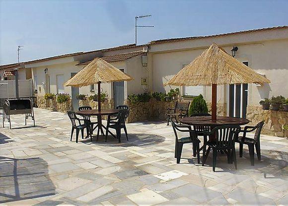 Mas Catxap, alquiler de casa rural en L´Aldea, Tarragona.