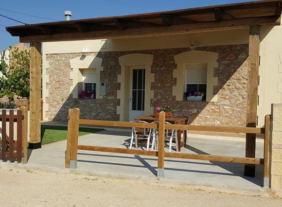 Lo Mas de Cuqueta, alquiler de casa rural en Camarles, Delta del Ebro, Tarragona