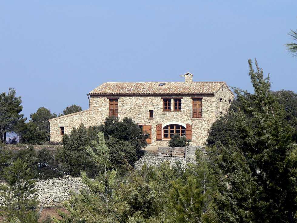 Casa rural Mas del Salín en Cornudella de Montsant, Tarragona