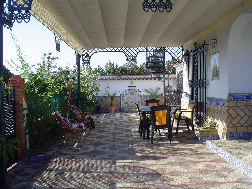 Alquiler chalet 4 dormitorios en Matalascanas (Almonte), Urbanización Macarena I