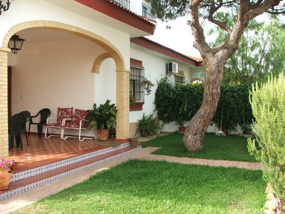 Alquiler chalet para vacaciones con 4 domitorios en Matalascanas, Huelva