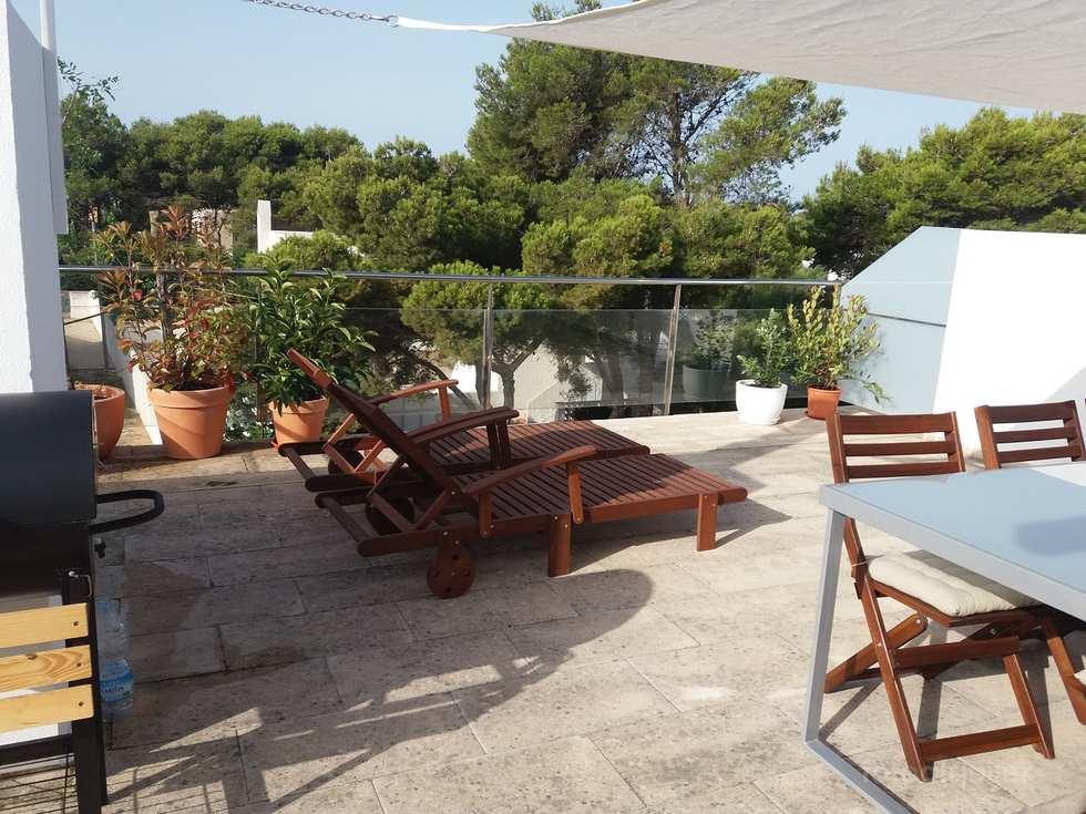 Alquiler de ático duplex en Ciutadella, Menorca