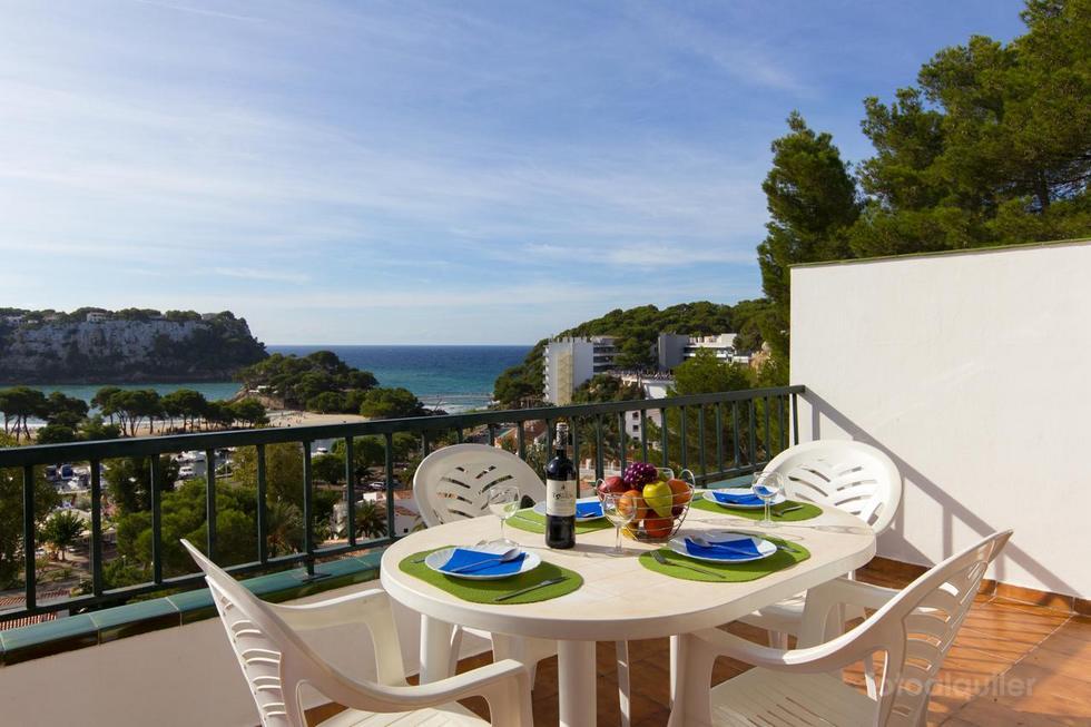 Apartamentos en Cala Galdana, Menorca